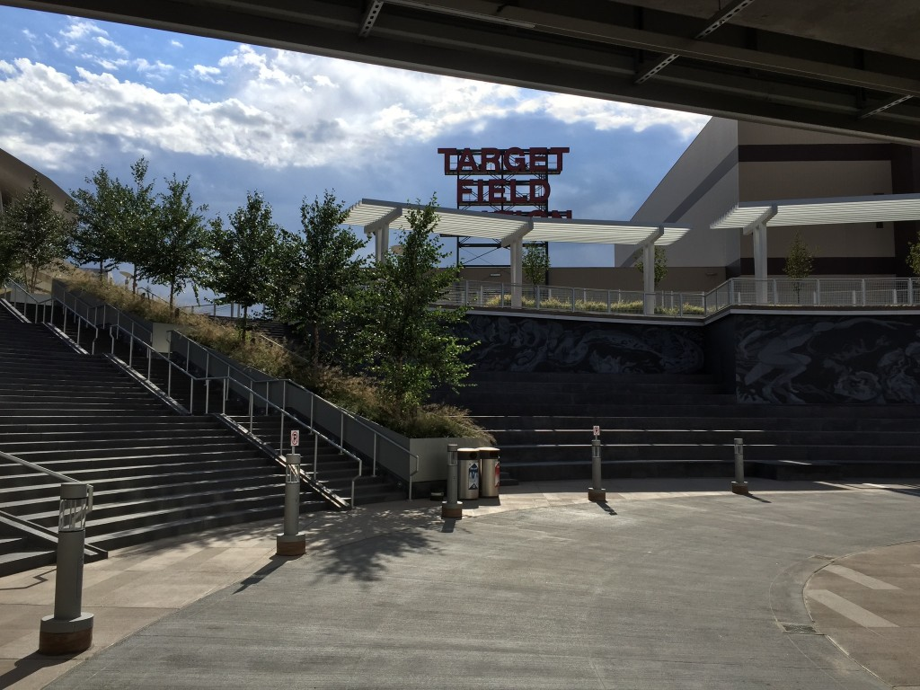 Target Field Station