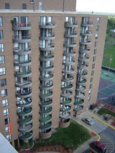 Durham Apartments – Brick Repair