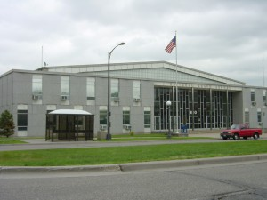 Joint Operations Center – National Guard Armory