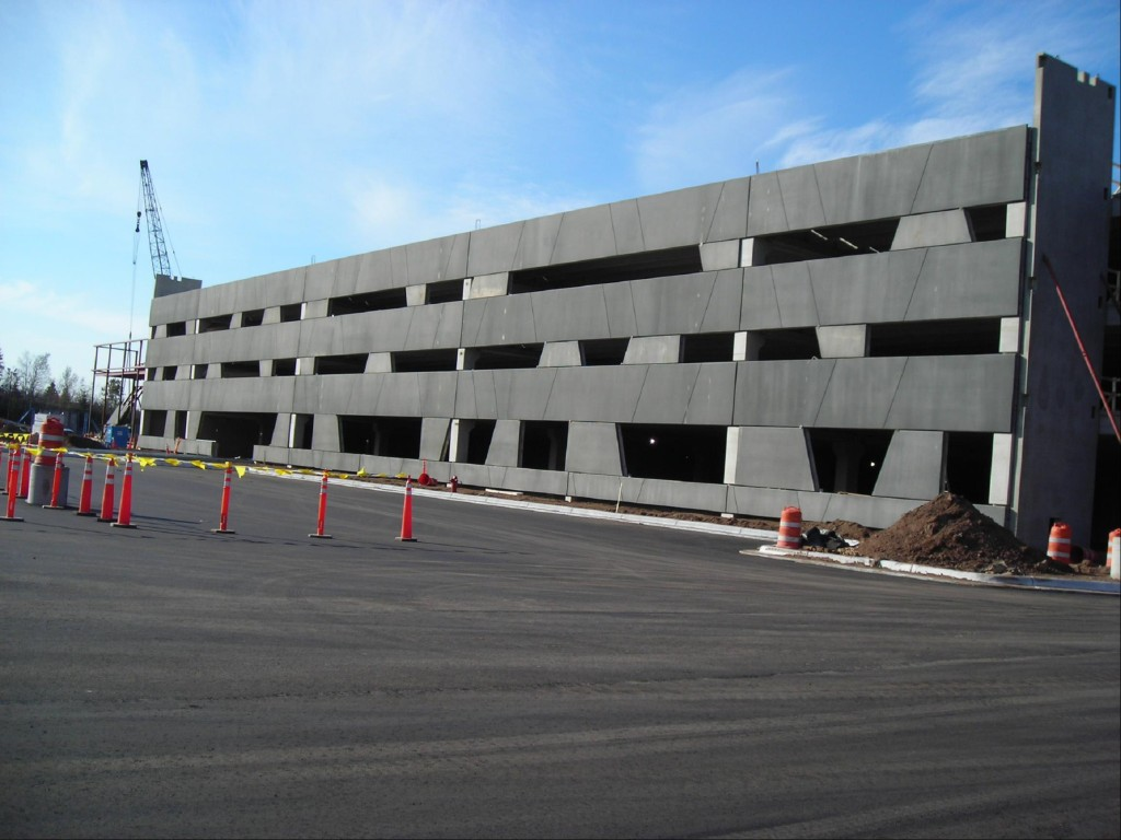Black Bear Casino Parking Ramp