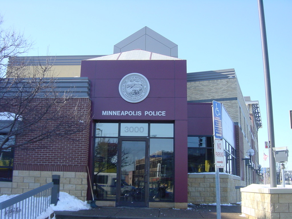 Lake Street 3rd Precinct Police Station