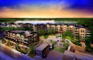 The Mist, Luxury Condominiums