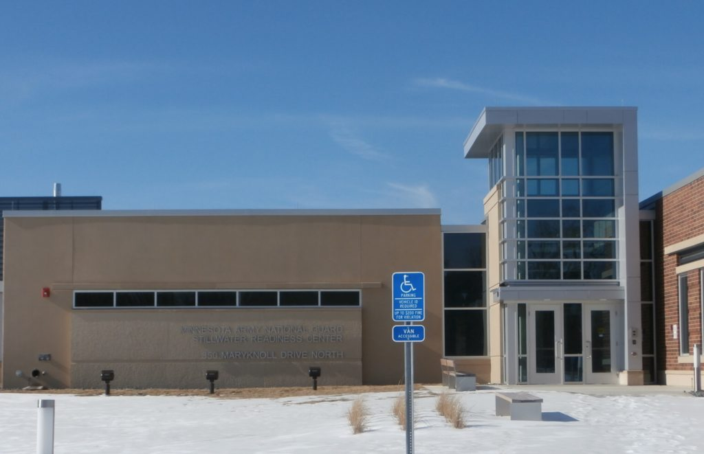 MN Army National Guard Readiness Center – Stillwater